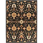 Artistic Weavers Middleton Grace 8-Foot x 11-Foot Area Rug in Black