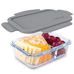 bentgo® Glass 14.2 oz. Portable Snack Box