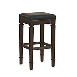 American Heritage Monaco Stool in Navajo Brown