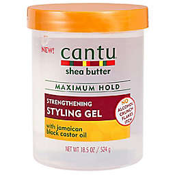 Cantu® 18.5 oz. Maximum Hold Strengthening Styling Gel with Jamaican Black Castor Oil