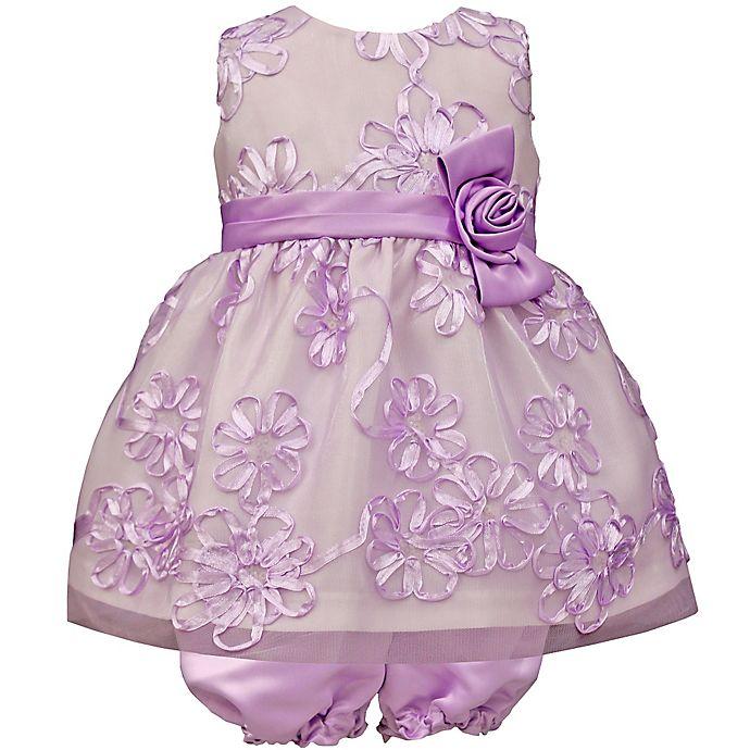 Jayne Copeland 2 Piece Sleeveless Flower Soutache Dress