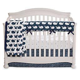Liz and Roo Nautical Crib Bedding Collection