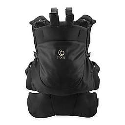 Stokke® MyCarrier™ Front and Back Baby Carrier in Black Mesh