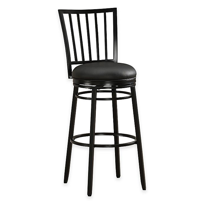Superb American Heritage Easton Swivel Bar Stool Bed Bath Beyond Pdpeps Interior Chair Design Pdpepsorg