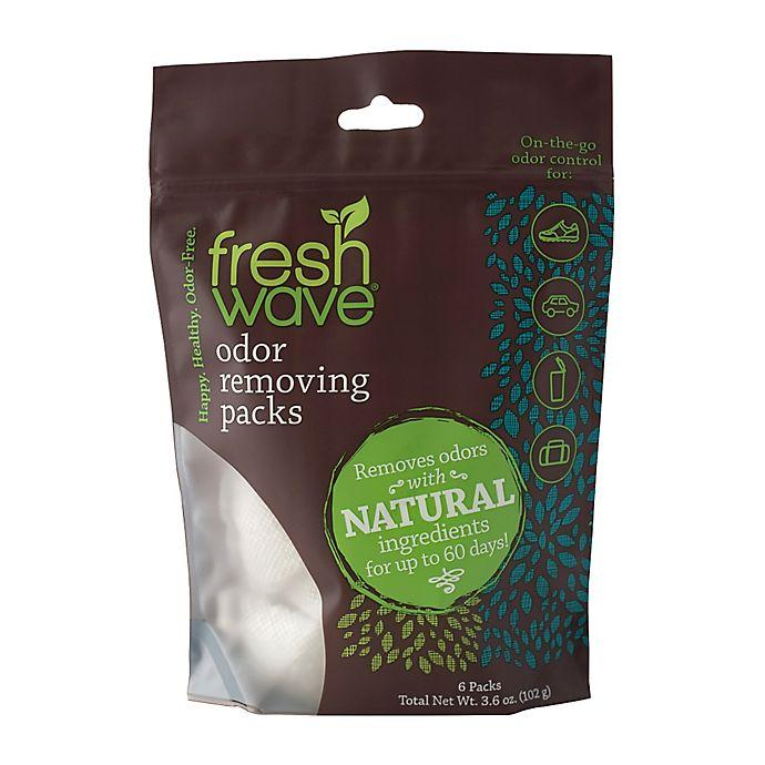 Alternate image 1 for Fresh Wave® 6-Pack Odor Removing Packs
