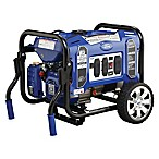 Ford M-Series 4650-Watt Gasoline Portable Generator with RV Outlet