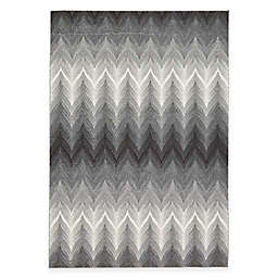 Feizy Farrell Gradient Rug in Ash