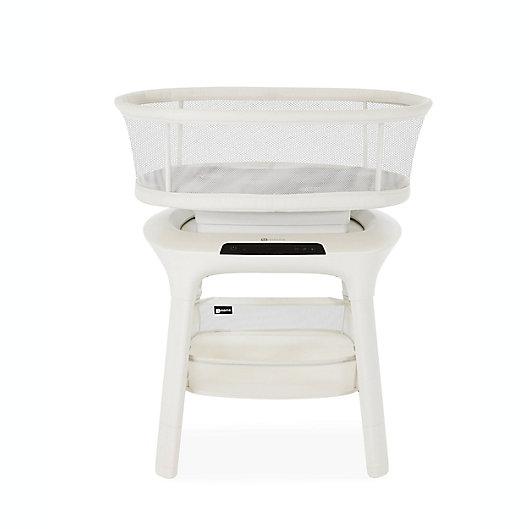 Alternate image 1 for 4moms® mamaRoo sleep™ Bassinet in White