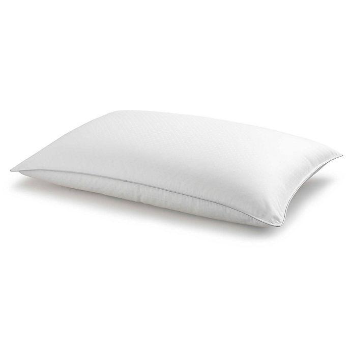 Alternate image 1 for Wamsutta® Dream Zone® King White Goose Down Stomach/Back Sleeper Pillow