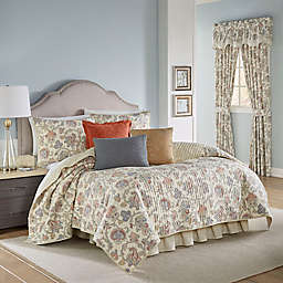Waverly® Arezzo 4-Piece Reversible Quilt Set