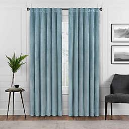 Eclipse Harper Rod Pocket Blackout Window Curtain Panel