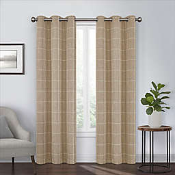 Eclipse Peconic Grommet Room Darkening Window Curtain Panel