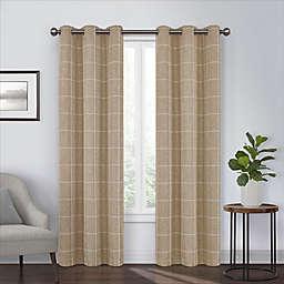 Eclipse Peconic Grommet Room Darkening Window Curtain Panel (Single)