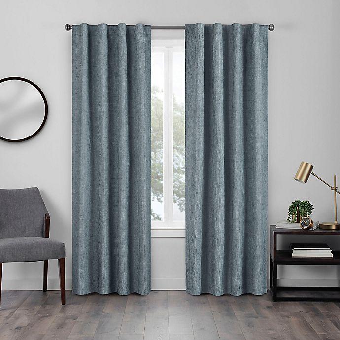 Alternate image 1 for Eclipse Walken Rod Pocket Room Darkening Window Curtain Panel
