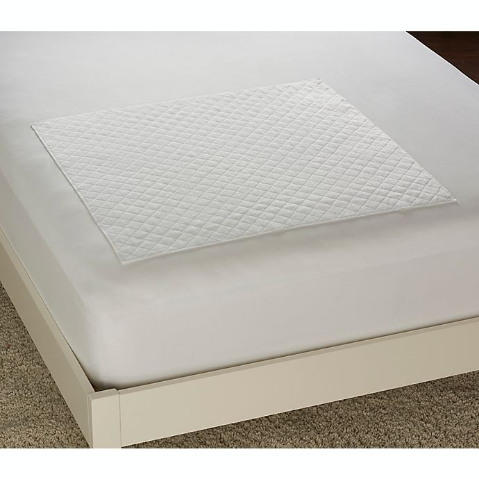 Alternate image 1 for Therapedic® Waterproof Mattress Pad