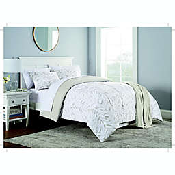 Zebra 8-Piece Queen Comforter Set in Neutral