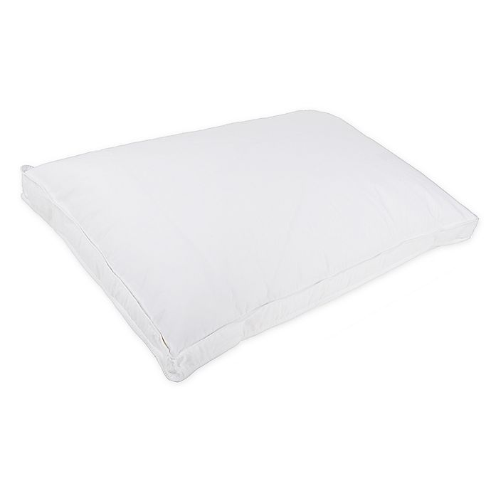 Alternate image 1 for Nestwell™ White Down Medium Support Bed Pillow