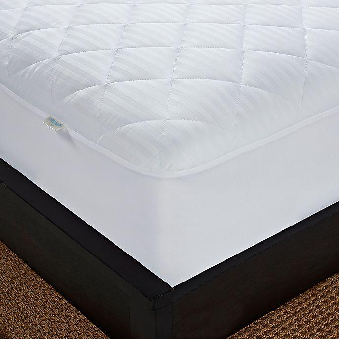 Alternate image 1 for Nestwell™ Cotton Comfort Waterproof Full Mattress Pad