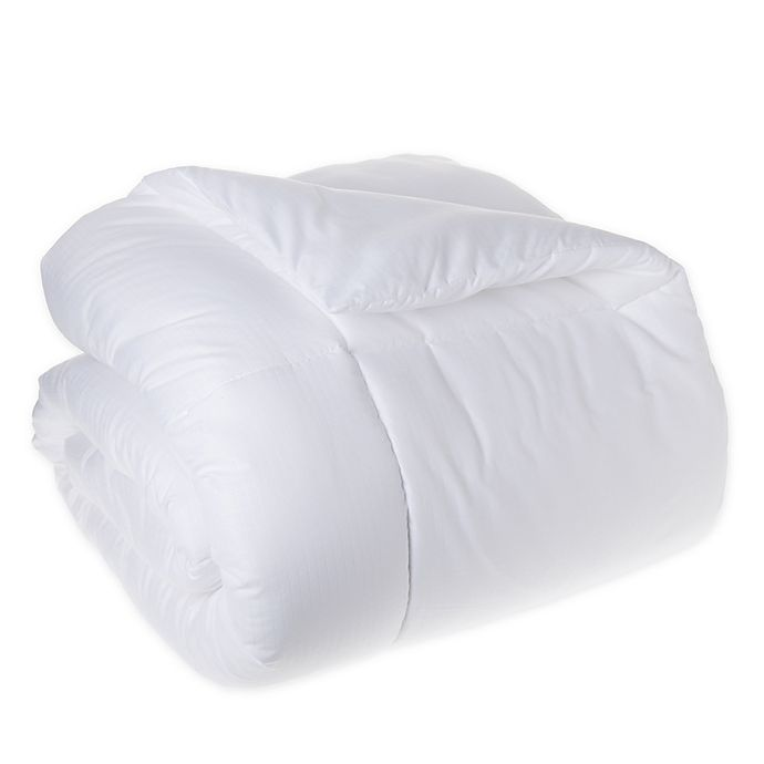 Alternate image 1 for Simply Essential™ Microfiber Down Alternative Comforter