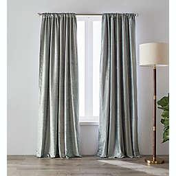O&O by Olivia & Oliver™ Luster Velvet Room Darkening Window Curtain Panel