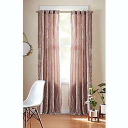 Wild Sage™ Valentina Rod Pocket/Back Tab Room Darkening Window Curtain Panel (Single)