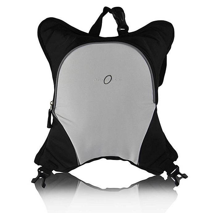Alternate image 1 for Obersee Baby Bottle Cooler Attachment in White