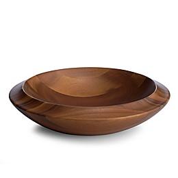 Nambe Skye 15.5-Inch Centerpiece Bowl