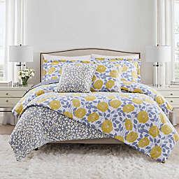 Isaac Mizrahi Home Jasmine Bedding Collection