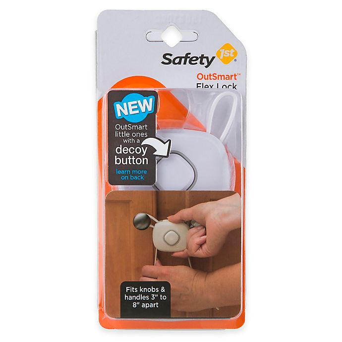 Alternate image 1 for Safety 1st® OutSmart™ Flex Lock