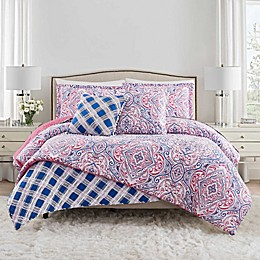 Isaac Mizrahi Home Natalia Bedding Collection