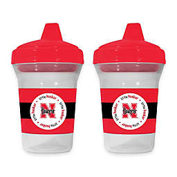 NCAA University of Nebraska 2-Pack Sippy Cup