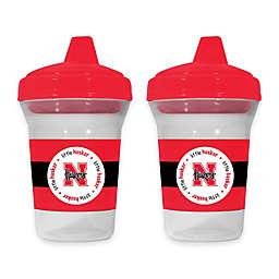 NCAA University of Nebraska 2-Pack Sippy Cup
