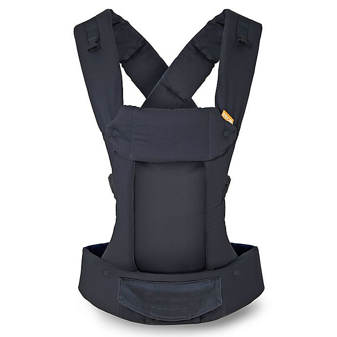 Alternate image 1 for Beco Gemini Baby Carrier with Pocket in Black