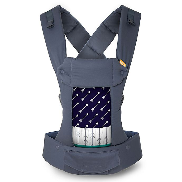 Alternate image 1 for Beco Gemini Baby Carrier with Pocket in Arrow