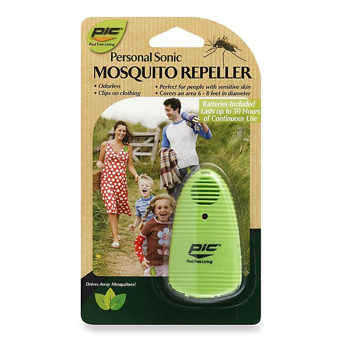 Pic Personal Sonic Mosquito Repellent Bed Bath Beyond