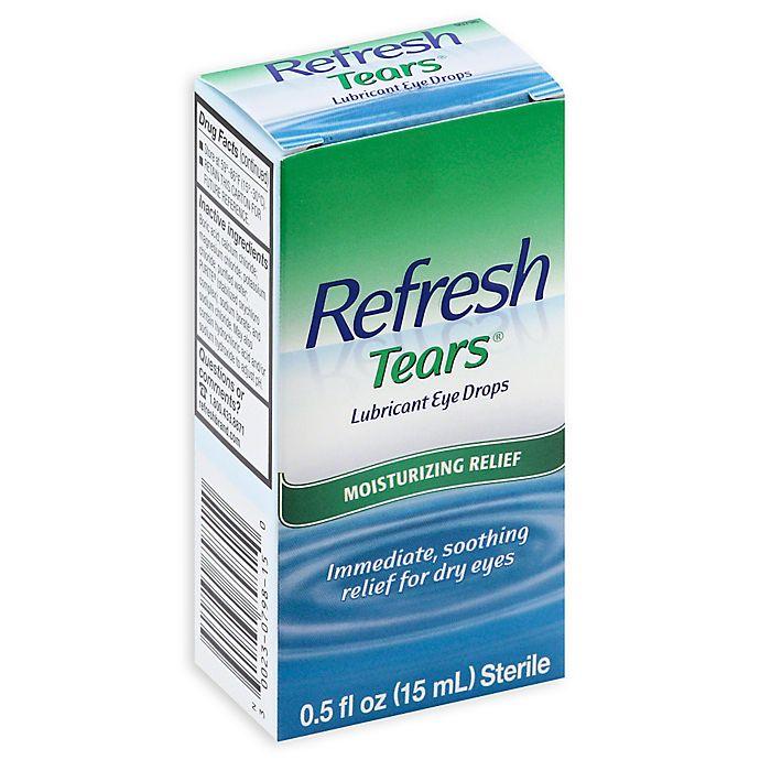 Alternate image 1 for Refresh Tears® .5 oz. Lubricant Eye Drops