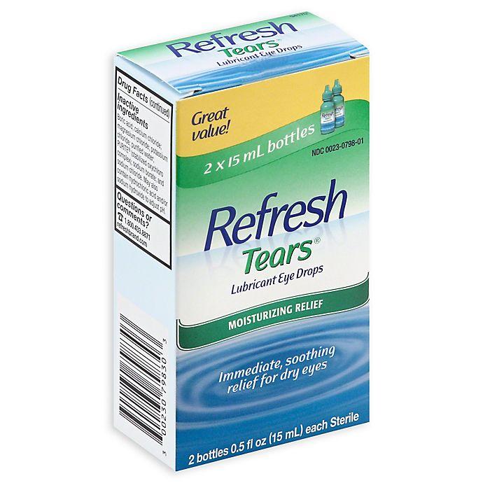 Alternate image 1 for Refresh Tears® 1 oz. Lubricant Eye Drops