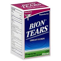 Bion® Tears 28-Count Lubricant Eye Drops