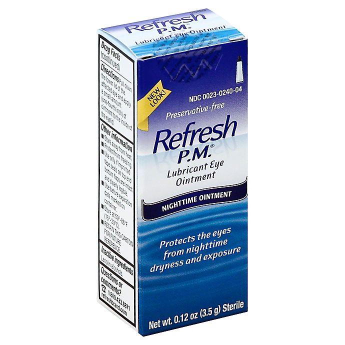 Alternate image 1 for Allergan Refresh® P.M. 12 oz. Lubricant Eye Ointment