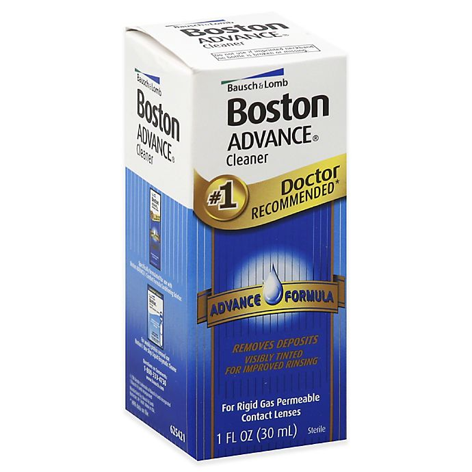 Alternate image 1 for Bausch + Lomb Boston® 1 oz. Advance Cleaner