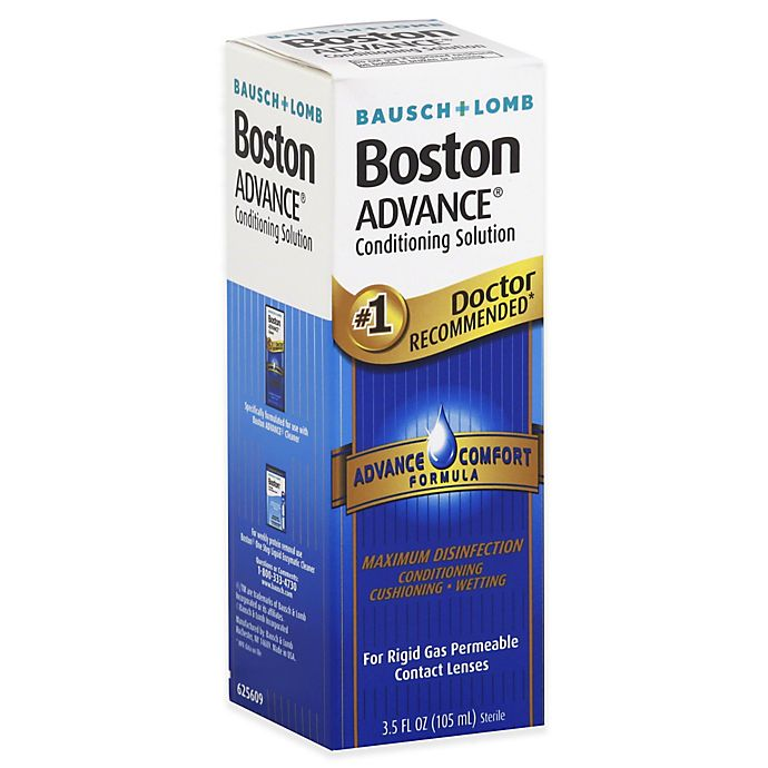 Alternate image 1 for Bausch + Lomb Boston® Advance 3.5 oz. Conditioner Solution
