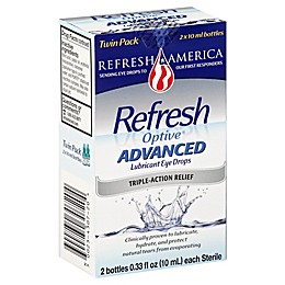 Refresh Optive® Advanced .66 oz. Lubricant Eye Drops