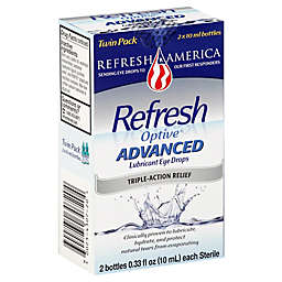 Refresh Optive® Advanced .66 oz. Lubricant Eye Drops