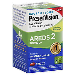 Bausch + Lomb 120-Count Preservision AREDS 2