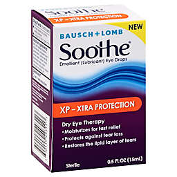 Bausch + Lomb Soothe® .5 oz. XP Lubricant Eye Drops