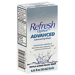 Refresh Optive® Advanced .33 oz. Lubricant Eye Drops