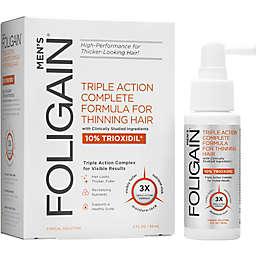 Men's Foligain® 2 fl. oz. Triple Action Complete Formula for Thinning Hair