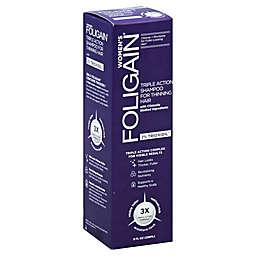 Women's Foligain® 8 fl. oz. Triple Action Shampoo for Thinning Hair