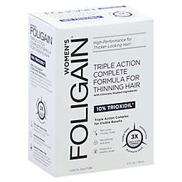 Women's Foligain® Triple Action Complete Formula for Thinning Hair with Trioxidil®