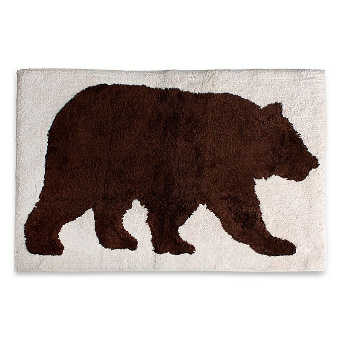 Alternate image 1 for Nature's Trail 30-Inch x 20-Inch Bath Rug